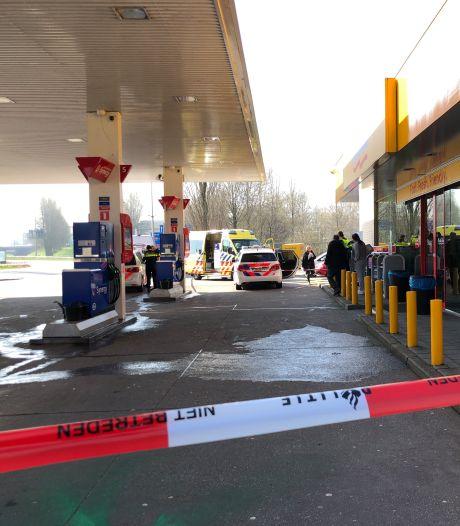 Steekincident bij tankstation Velperbroekcircuit, verdachte aangehouden