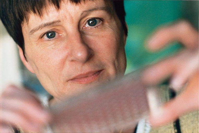 Catherine Verfaillie, wetenschapper. Beeld (RV)