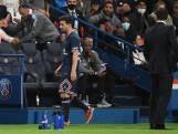 Messi verbaasd door wissel