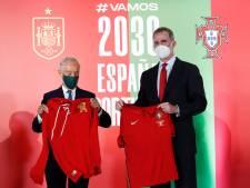 L'Espagne et le Portugal annoncent officiellement leur candidature commune pour le Mondial 2030