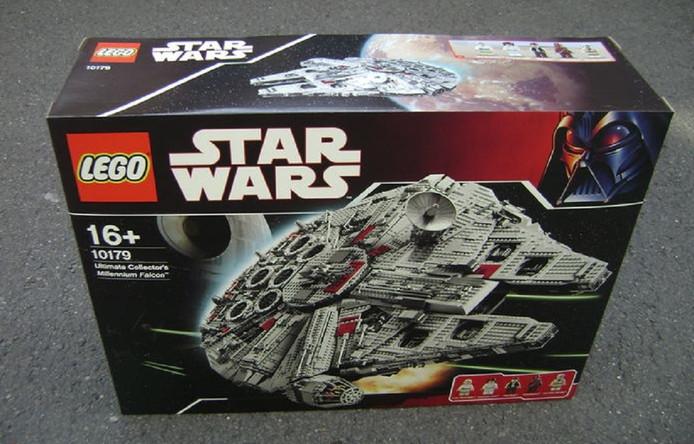 Lego had een hogere verwachting van de verkoop van de speelsets rond Star Wars.