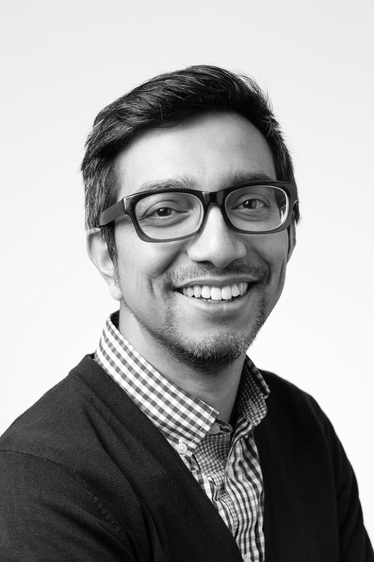 Reza Kartosen-Wong, publicist en mediawetenschapper Beeld Bram Kloos