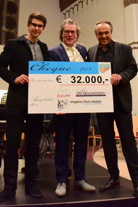 Woerdense Martin Mans fietst 32.000 euro bij elkaar in strijd tegen alvleesklierkanker