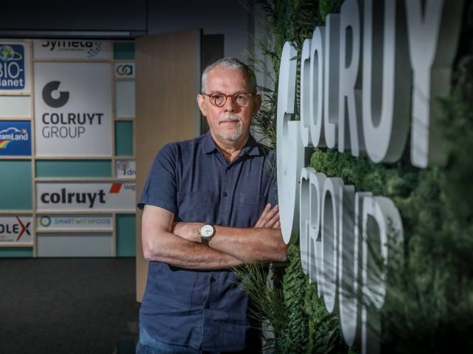 """INTERVIEW. Jef Colruyt kreeg 'klopje' van corona, maar kent oplossing: """"Fitness op dak van supermarkt, waarom niet?"""""""