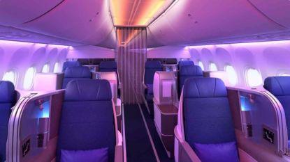 Boeing wil scoren met foto van nieuwe business class op Twitter, maar dat pakt verkeerd uit