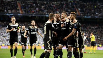1-4! Ajax trakteert Real Madrid op historisch pak slaag en knikkert titelverdediger uit Champions League