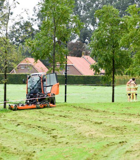 Opnieuw onderzoek naar grasmaaierongeluk in Kampen waarbij Fleur (6) overleed