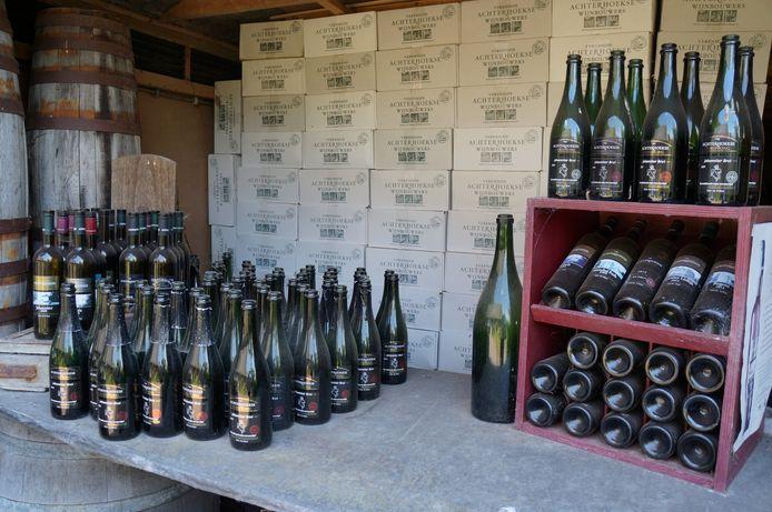 Achterhoekse wijnen bekroond