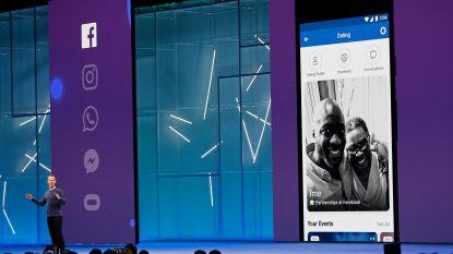 Facebook start binnenkort met eigen datingservice