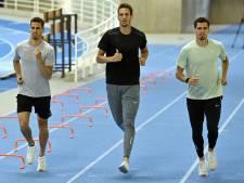 Les Borlée impatients avant l'Euro indoor: avec les Jeux à l'esprit