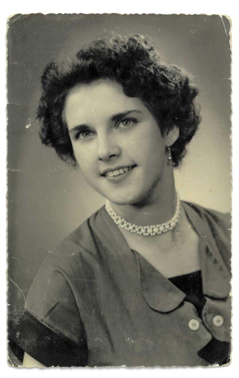 Moeder Erica van den Brink Beeld
