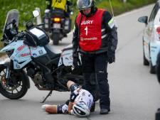 """""""Fucking motard de merde!"""": Evenepoel s'est excusé pour son tweet virulent après la chute d'Alaphilippe"""
