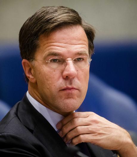 Hoogleraren: mogelijke schijn belangenverstrengeling rond Rutte