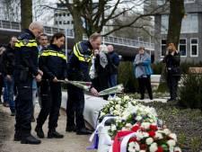Ook een jaar na de tramaanslag weten ze het op het 24 Oktoberplein zeker: 'Utrecht buigt nóóit'