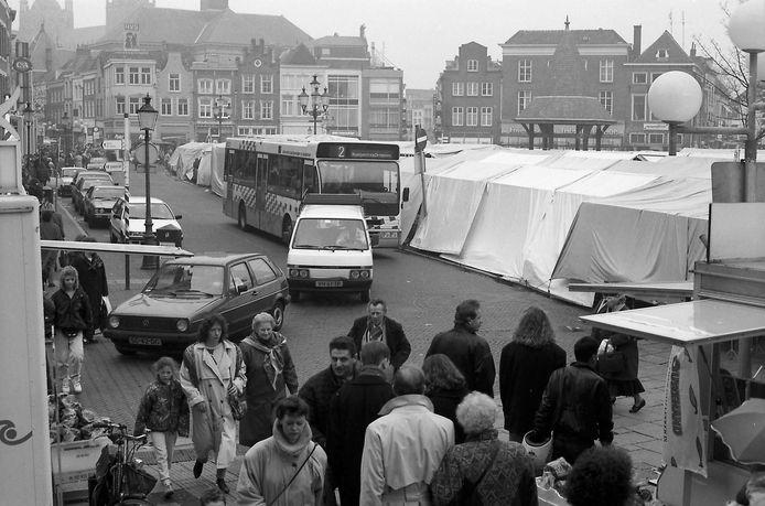 De Bossche Markt.