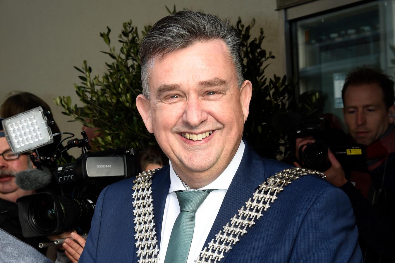 Emile Roemer, een van de twee verkenners die Brabant uit de crisis moet trekken.