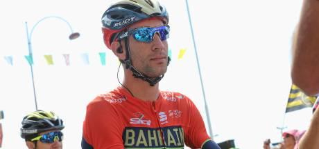 Nibali met rugnummer 1 van start in Vuelta