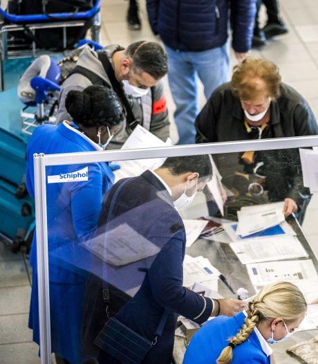 KLM-topman Elbers: 'Kunnen passagiers niet laten bewijzen dat hun vlucht noodzakelijk is'
