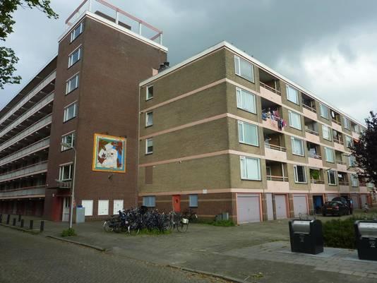 Sociale huurflats in Liendert.