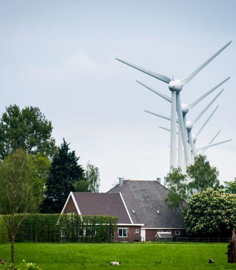 Omstreden zoekgebied Voorster Klei voor windmolens  tot 2030 uitgesloten, maar daarna wordt het onzeker