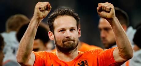 De Boer positief over kansen Blind op EK, Weghorst staat er goed op bij bondscoach