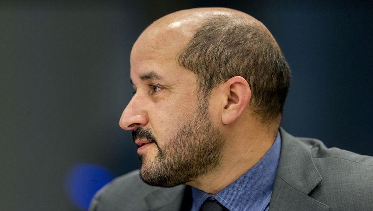 Tweede Kamerlid Ahmed Marcouch (PvdA) Beeld anp