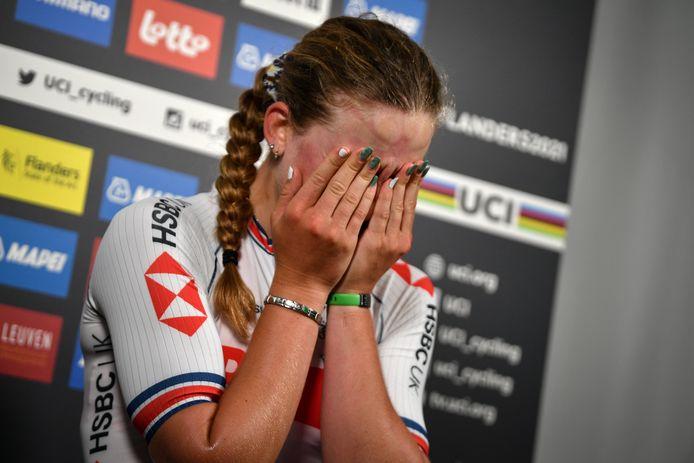 Bäckstedt was tot tranen toe bewogen.