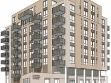 In nieuwe seniorencomplex Maassluis komen straks 70 appartementen, polikliniek en huisartsenpraktijk