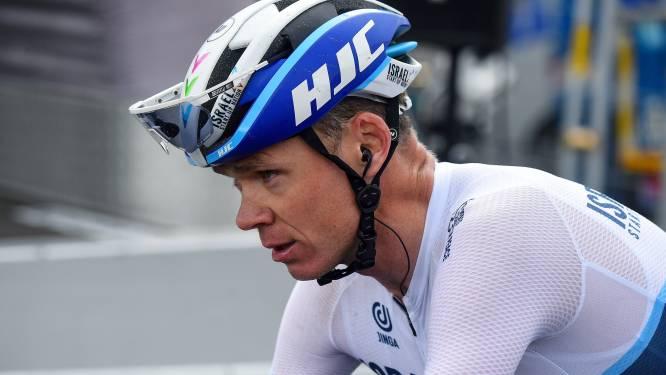 Gedaan met gissen: Chris Froome wel degelijk naar Tour de France, maar niet als kopman