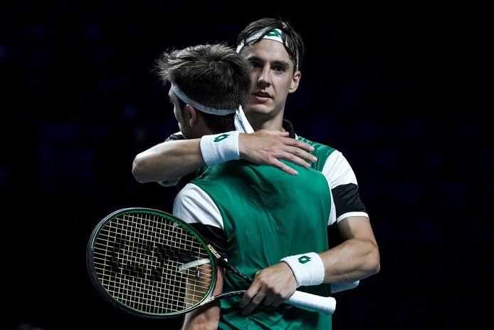 Cinquième titre ATP pour Sander Gillé et Joris Vliegen.