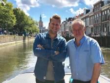 College onderzoekt mogelijkheid van varende camping op Binckhorst