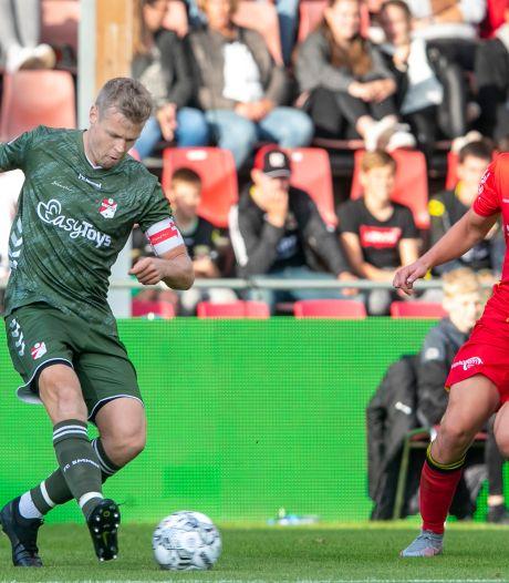 Go Ahead Eagles O21 houdt titelkansen springlevend met remise in Den Bosch