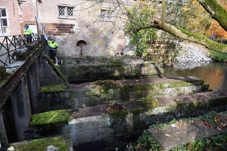 Restauratie van de watermolen aan het kasteel van Arenberg zijn nu begonnen.