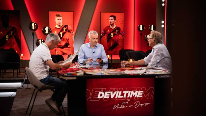 """Marc Degryse in 'Deviltime': """"Mertens heeft ervaring en kan je moeilijk op de bank laten zitten"""""""