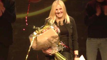 Eerste vrouwelijke winnaar: postbode Amelie Albrecht wint 'Humo's Comedy Cup' 2019