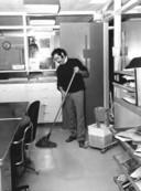 Beeld uit de jaren '60 toen arbeidsmigranten nog gastarbeiders werden genoemd.