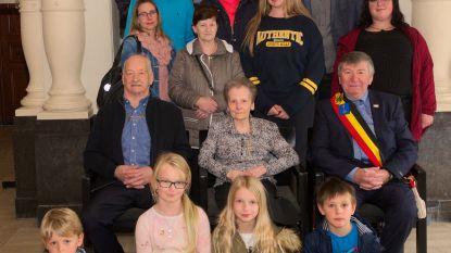 Prosper en Marcella vieren 65ste huwelijksverjaardag in Steendorp