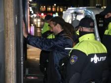 Aanhoudingen na onaangekondigd protest op Plein Den Haag