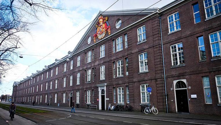 Casa in de Sarphatistraat Beeld Geert Broertjes
