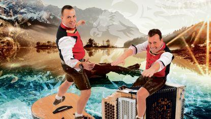 """Ambiancebroers AlpenFever stellen CD voor tijdens Oostenrijks feestje: """"Schlager en après-skisfeer doet elk feestje knallen"""""""