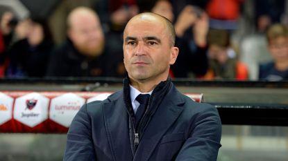 """Camps: """"Mártinez is de speelbal van een (onderhuidse) prestigestrijd binnen de selectie"""""""