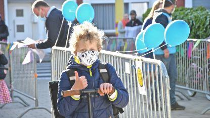Basisschool De Kleine Prins verwelkomt 140 leerlingen op nieuwe 'eerste 'schooldag