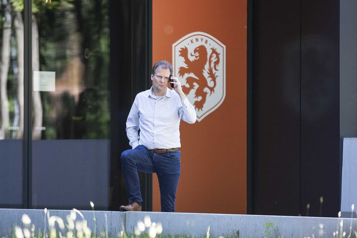 Algemeen directeur Pascal van Wijk van Vitesse.