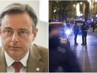 """De Wever legt noodtoestand weer op tafel: """"Preventieve opsluiting met achteraf toetsing door rechter"""""""