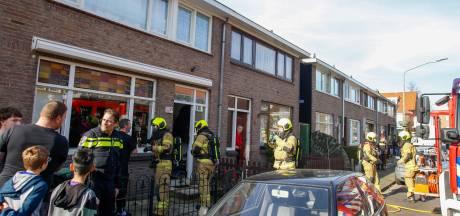 Brandweer rukt uit voor ovenbrand in Krispijn