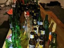 Coronafeest in Biddinghuizen: 'Dronken en huilende jongeren werden opgehaald door lachende ouders'