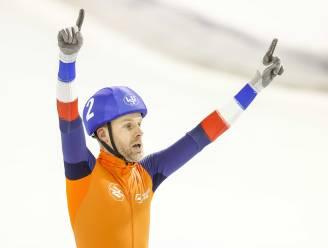 Arjan Stroetinga hangt schaatsen aan de haak