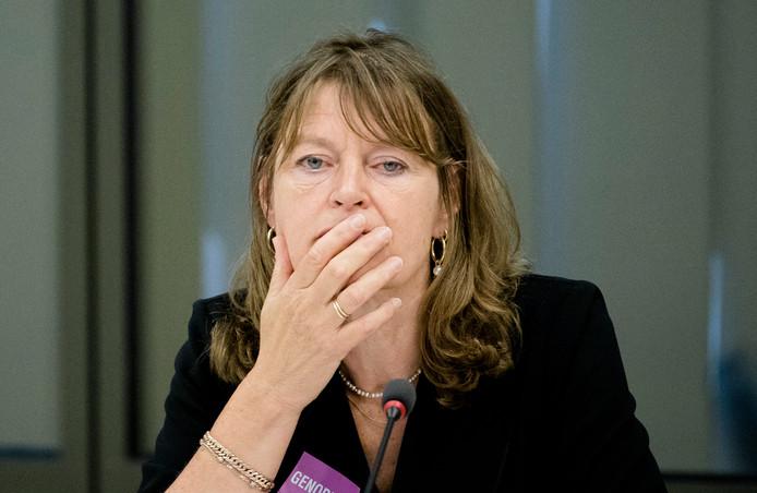 Kinderombudsman Margrite Kalverboer.