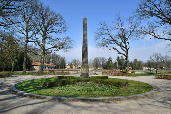 Het Van Heekpark.