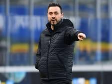 """""""Très en colère"""", l'entraîneur de Sassuolo voudrait boycotter le match contre le Milan AC"""